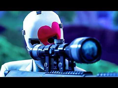 FORTNITE: High Stakes Trailer (2018)