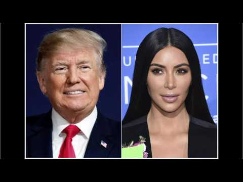 Kim Kardashian Talks Prison Reform In White House Visit
