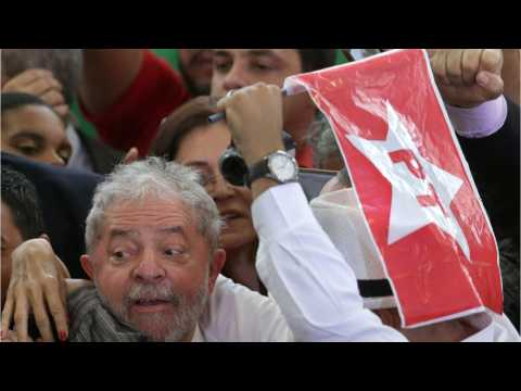 Brazil Court Rejects Lula Appeal To Run For Presidency