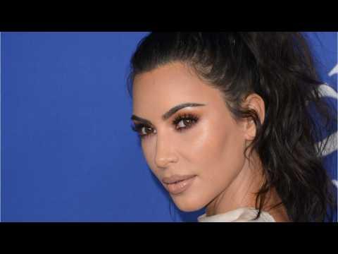 Kim Kardashian Carried Purse Shaped Like Fries
