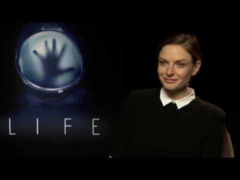 Rebecca Ferguson To Join 'Men In Black' Spinoff