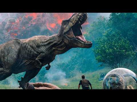 'Jurassic World: Fallen Kingdom' Reaches $400 Million In The US