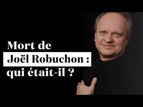 Le chef le plus étoilé au monde Joël Robuchon est mort