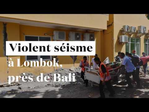 Indonésie : un séisme frappe l'île de Lombok, au moins 91 morts