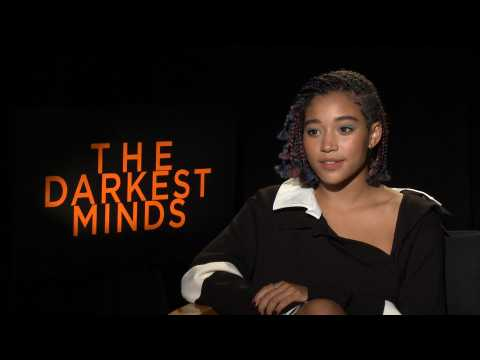 Exclusive Interview: Amandla Stenberg doesn't see latest movie as a superhero film