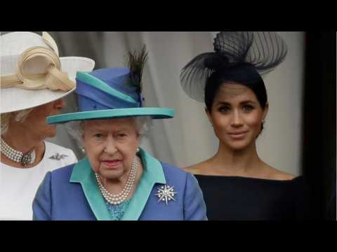 Royal Family Pays Special Tribute To Meghan Markle On Her Birthday