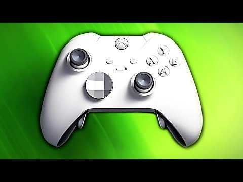 Experience Xbox Elite Wireless Controller - White Edition (2018)