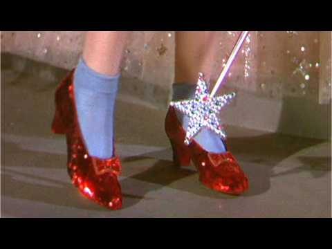 The FBI Says They Found Long Lost Stolen Pair Of Ruby Slippers From 'The Wizard of Oz'