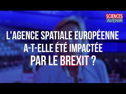 Quelles conséquences du Brexit sur la recherche spatiale ?
