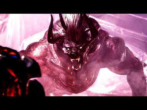 MONSTER HUNTER WORLD x FINAL FANTASY XIV Gameplay Trailer (2018)