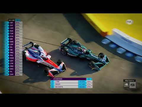 Jaguar - ABB FIA Formula E Berlin E-Prix Race Highlights film