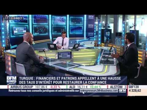 Le Club de la Bourse: Aymeric Diday, Christophe Barraud, Mabrouk Chetouane et Alexandre Baradez - 14/08
