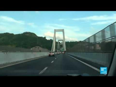 Italy seeks answers in wake of Morandi Bridge collapse