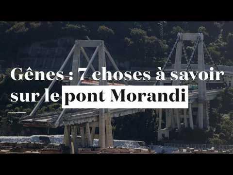 7 choses à savoir sur le pont Morandi effondré à Gênes