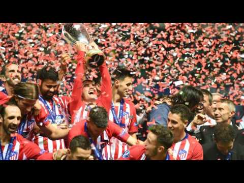 Atletico come back to beat Lopetegui's Real Madrid in Super Cup