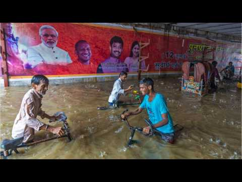 Floods In India's Kerala Kill At Least 164 People, Force 200,000 Into Relief Camps