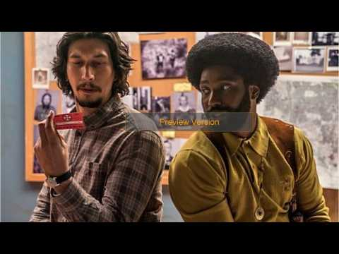 BlacKkKlansman Scores With Critics