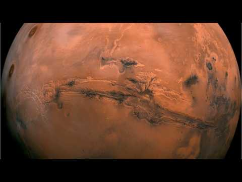 Mars Closest To Earth In 15 Years