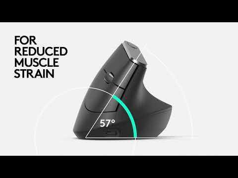 Logitech MX Vertical - product overview video