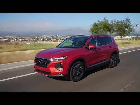 2019 Hyundai Santa Fe Overview with Trevor Lai