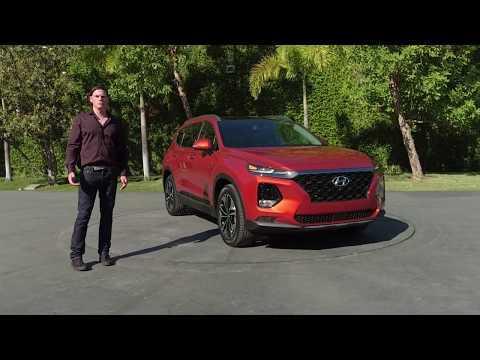 2019 Hyundai Santa Fe Design Overview with Andrew Moir