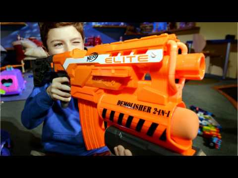 Amazon Is Having A Huge Nerf Blaster Sale For One-Day Only