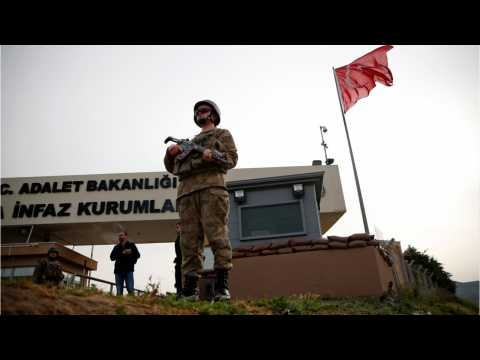 Turkish Court Keeps U.S. Pastor In Jail, Washington Says Deeply Concerned
