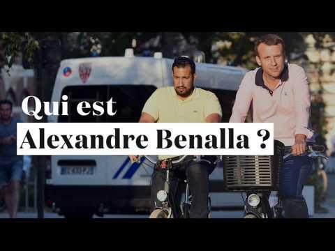 Qui est Alexandre Benalla, collaborateur violent de Macron ?