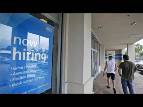 Jobless Claims Hit Almost 50-Year Low