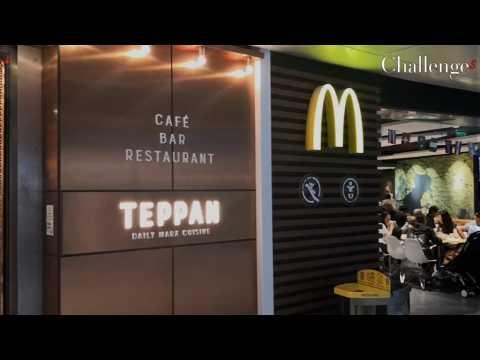 Teppan de Thierry Marx veut proposer une alternative aux fast-foods à Paris-Charles-de-Gaulle