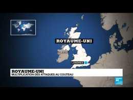 Le couteau, nouvelle arme de prédilection des gangs londoniens