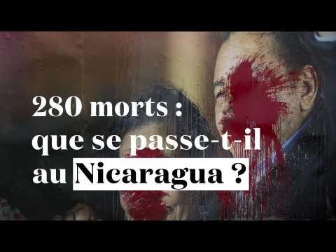 280 morts en 3 mois : que se passe-t-il au Nicaragua ?