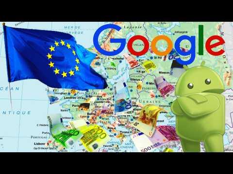 Google sévèrement condamné par l'Europe...pour quelles raisons ? DQJMM (1/1)
