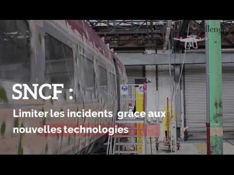 SNCF : Limiter les incidents grâce aux nouvelles technologies