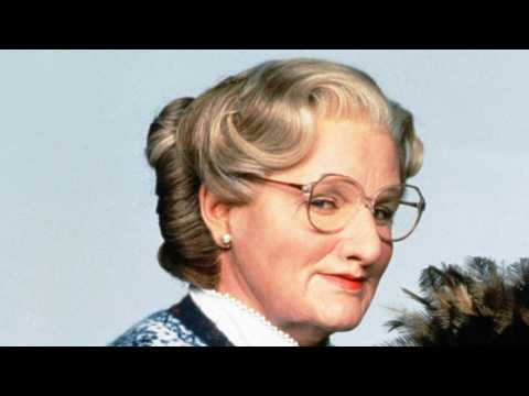 'Mrs. Doubtfire' Is About To Become A Broadway Play