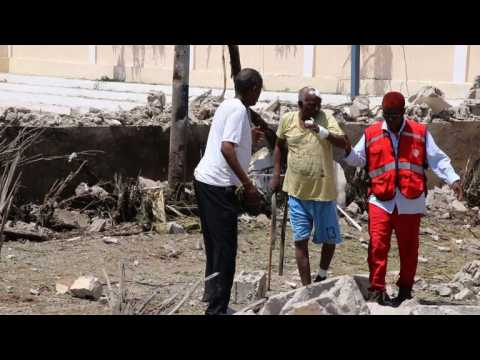 Deadly suicide car bomb hits Somalian capital