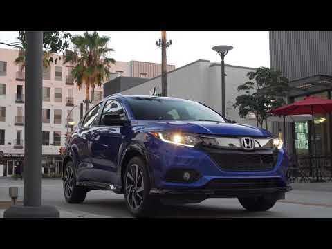 2019 Honda HR-V Sport Design Preview