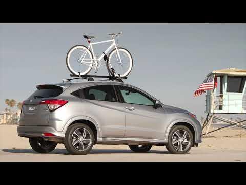 2019 Honda HR-V Touring Design Preview