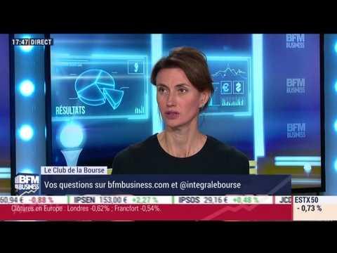 Le Club de la Bourse: Frédéric Rollin, Jean-Jacques Friedman et Sophie Chauvellier - 30/08