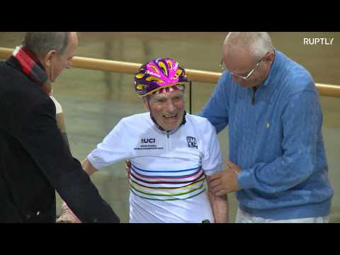 Meet the 106-year-old cyclist proving age is no barrier to exercise