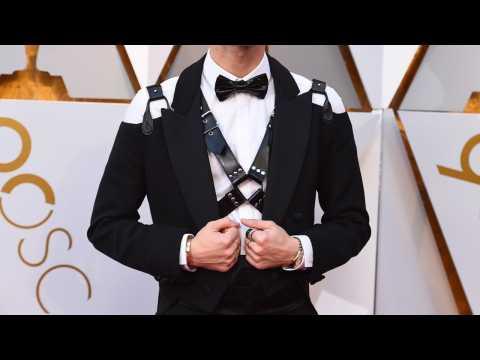 Gus Kenworthy Does Halloween In Replica Of Adam Rippon's Oscars Tux