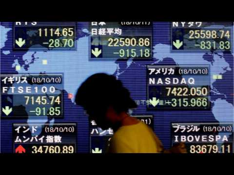 Asian Shares Fight Back