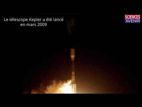 Le télescope Kepler à l'arrêt n'a presque plus de carburant