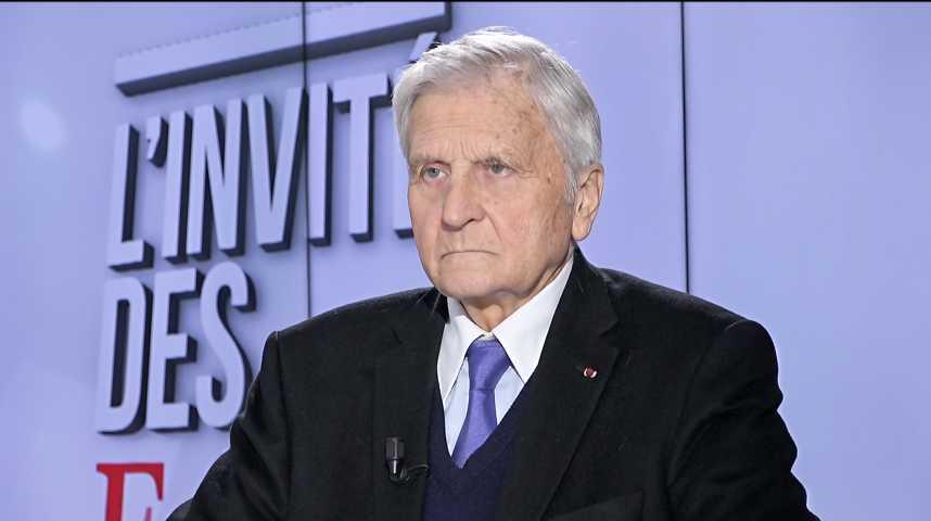 Illustration pour la vidéo Jean-Claude Trichet : « La France a encore beaucoup de chemin à rattraper en termes de croissance, d'emplois et de compétitivité »