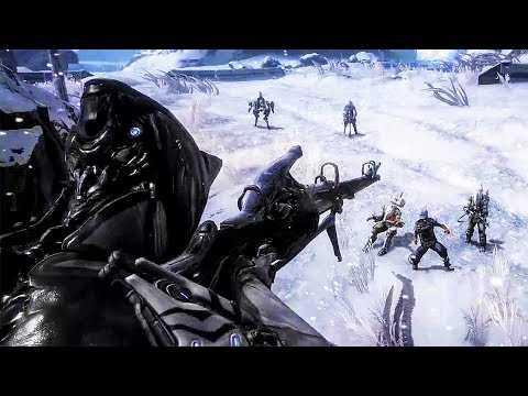 WARFRAME: Fortuna Gameplay Trailer (2018) PS4 / Xbox One / PC