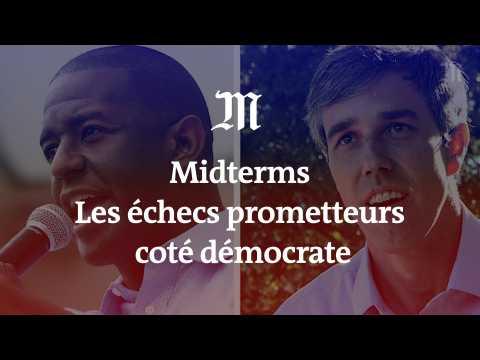 Midterms: des démocrates perdants mais prometteurs