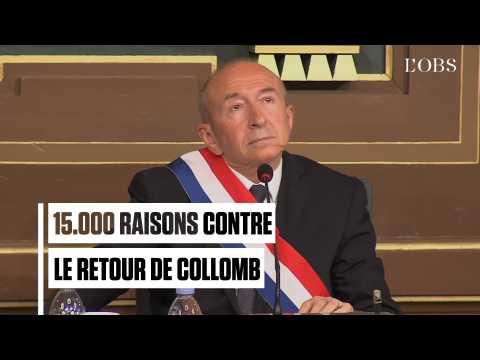 Les 15.000 raisons pour lesquelles Collomb n'aurait pas dû redevenir maire de Lyon
