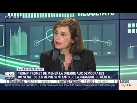 Le Club de la Bourse: Alain Pitous, Julie Jourdan et Axel Botte - 08/11