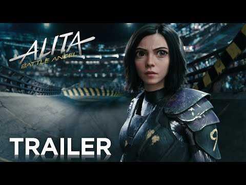 ALITA: BATTLE ANGEL   OFFICIAL HD TRAILER #3   2019