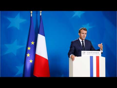 Macron Takes The Lead For Europe